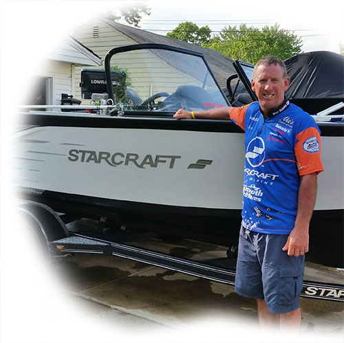 Fox River Rods Elite Prostaff Gary Zart