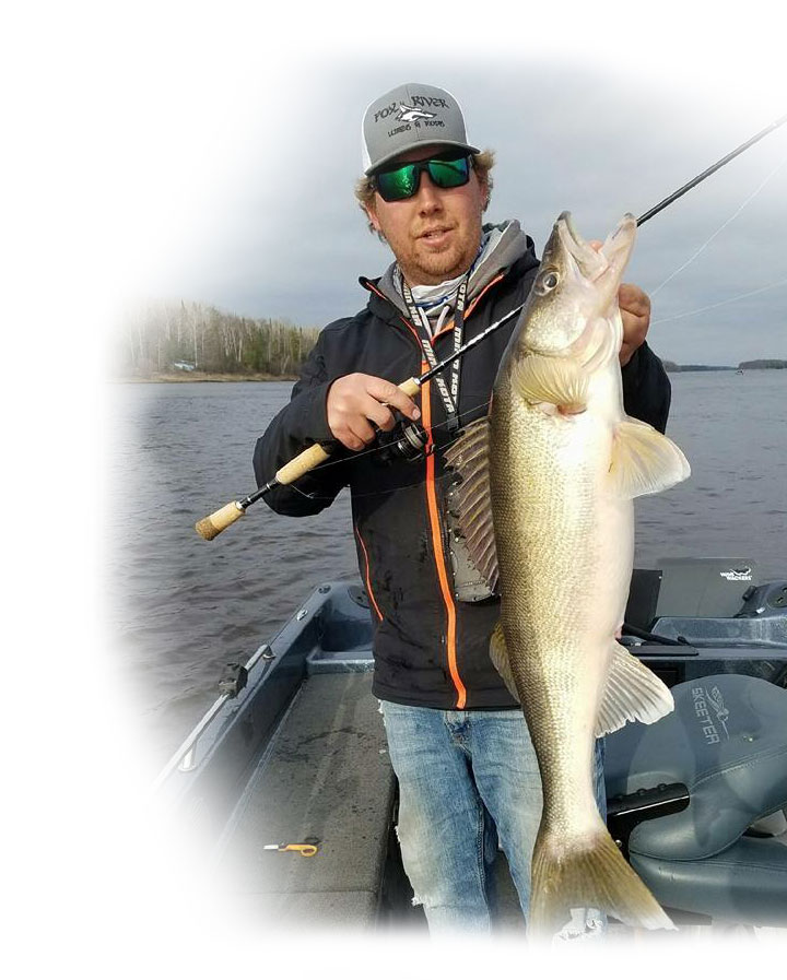 Fox River Walleye Rods